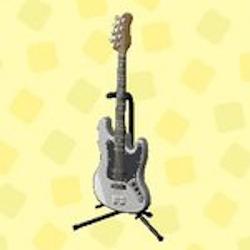 あつ 森 エレキ ギター