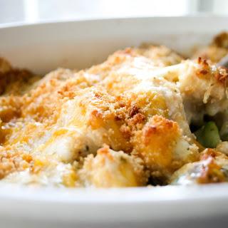 Easy Chicken & Broccoli Divan.