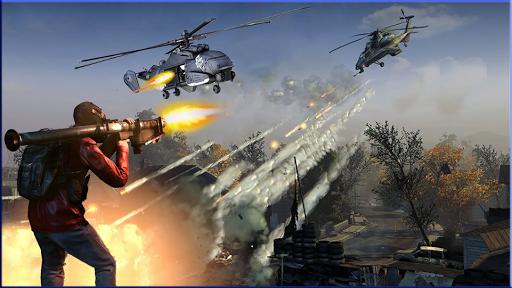Gunship Helicopter Battle War