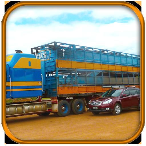 Car Transporter Truck Pro