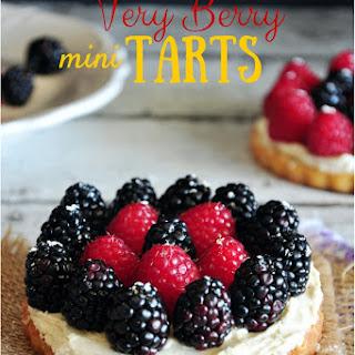 Very Berry Mini Tarts