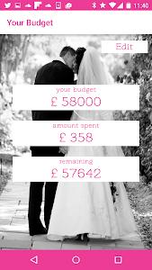 My Wedding Planner screenshot 1