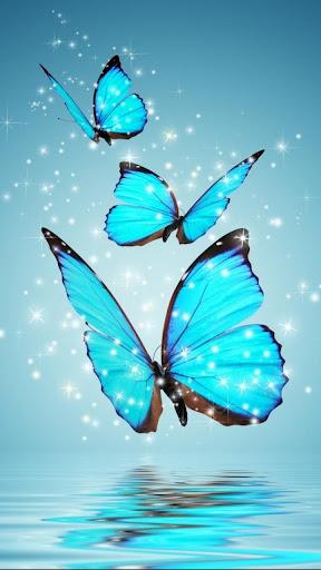 Butterfly Lock Slide To Unlock