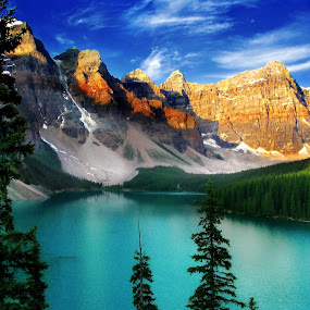 Beauty in nature by Morris Fremar - Landscapes Mountains & Hills