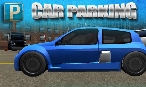 Small Car Parking