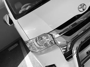 ハイエースバン TRH216K 4WDのカスタム事例画像 🥚とむとむ🥚【SSBO】さんの2020年05月04日14:15の投稿