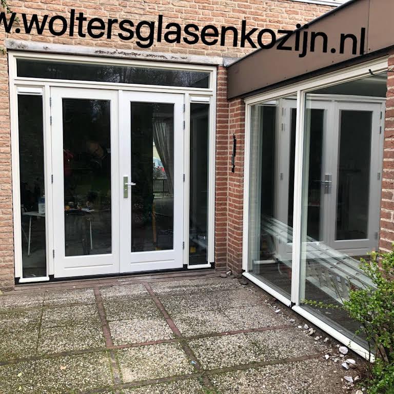 Verwonderlijk Wolters Glas & Kozijn - Specialist in glas, houten- & kunststof NW-83