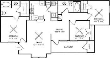 Go to C1 Floorplan page.