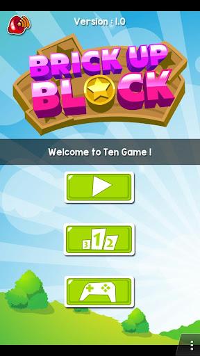 レンガアップブロック Brick Up Block