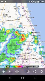 Myradar noaa weather radar apps on google play screenshot image gumiabroncs Images
