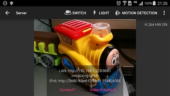 IP Camera- screenshot thumbnail