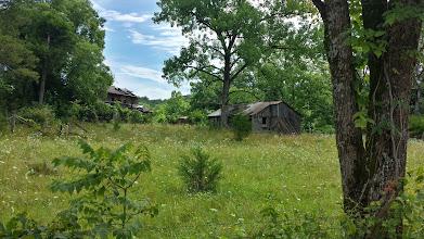 Photo: Old barns