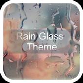 Rain Glass - Emoji Keyboard