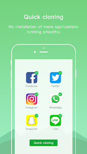 Dual Space Lite – Multiple Accounts & Clone App Download For Android 3