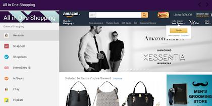 All in One Shopping App - screenshot thumbnail 11