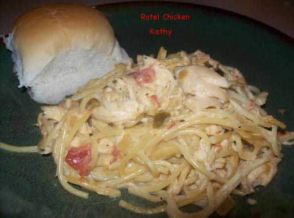 Rotel Chicken Recipe