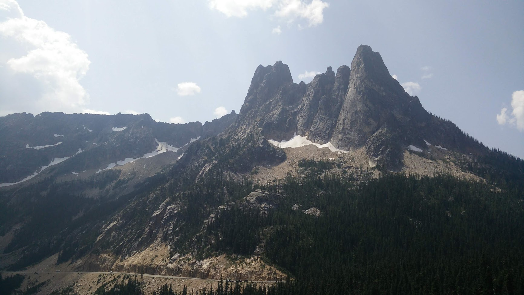 LIberty Bell Mountain