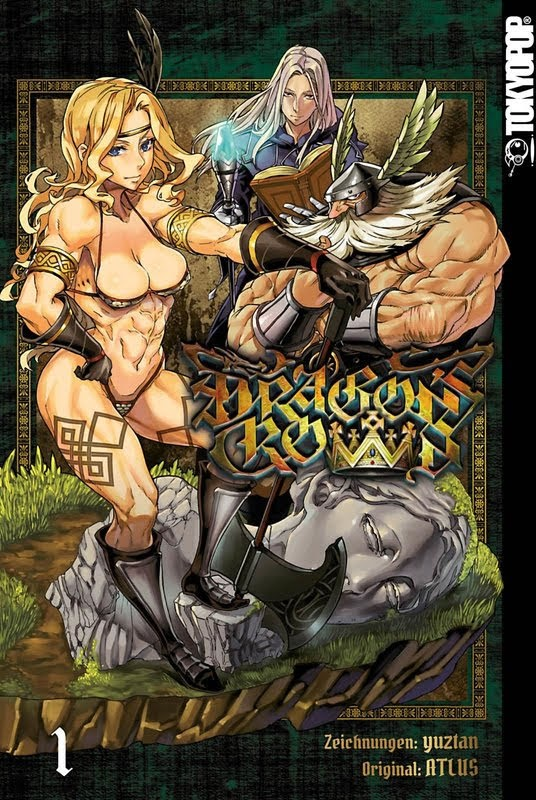 Dragon's Crown (2016) - komplett