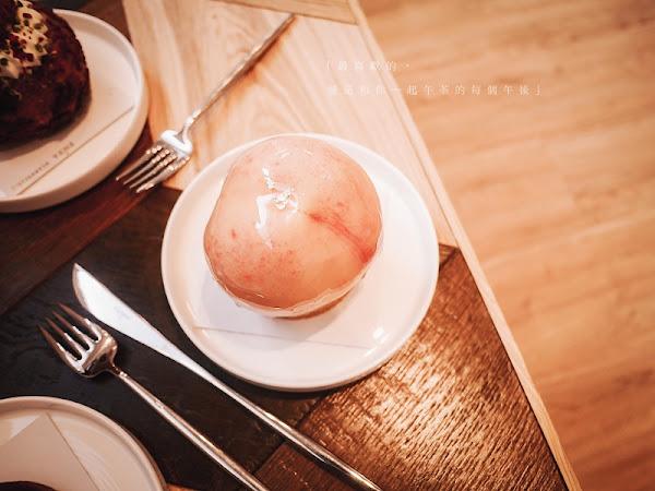 台中 葉食甜點工作室 Pâtisserie Yehz|最喜歡的,還是和你一起午茶的每個午後