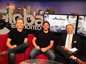 Photo: Global TV Edmonton