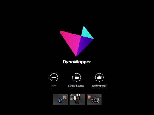 Dynamapper screenshot