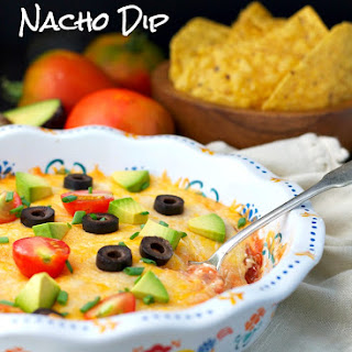 3-Ingredient Nacho Dip.
