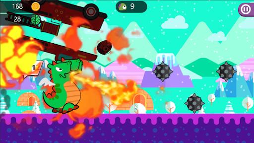 Monster Run: Jump Or Die screenshots 1