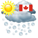 Weather Canada Free icon