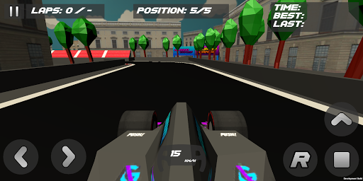 Code Triche Mini Formula Racing apk mod screenshots 6