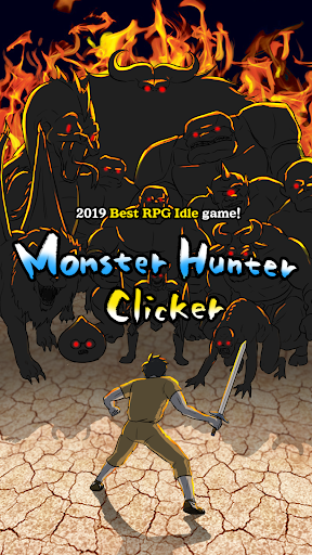 Monster Hunter Clicker : RPG Idle game apkmr screenshots 1