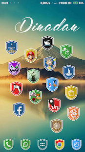 Dinadan Icon Pack Screenshot