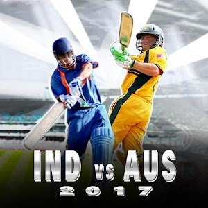 IND vs AUS  2017 for PC and MAC