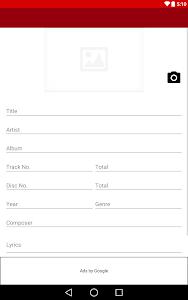 Audio Tag Editor screenshot 4