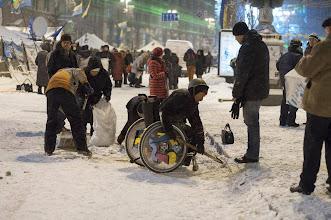 Photo: Только в Украине. Такой народ не сломить! #Евромайдан  #Украина