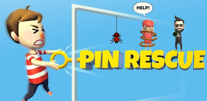 Pin Rescue - pull the pin