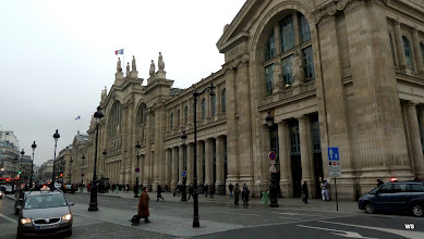 Photo: Paris: Gare du Nord