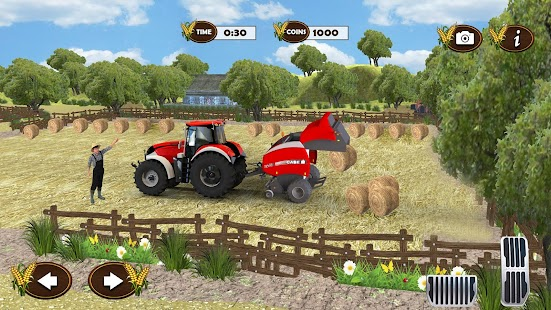 Real Tractor Farm Simulator 17 - Transport Truck - náhled