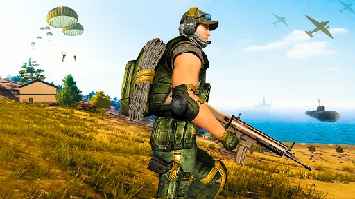 Free Firing Battleground Commando Survival Squad 1.0.5 screenshots 1
