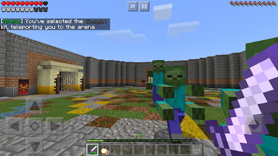 Monsters Minigames Maps For Minecraft PE Apps Bei Google Play - Minecraft spieler teleport