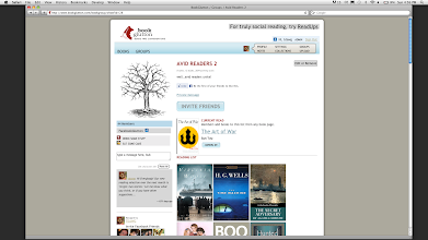 Photo: Group Page on BookGlutton