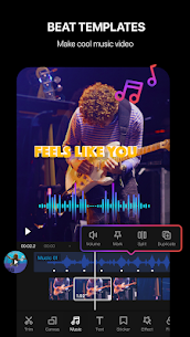 Tempo Premium Apk Music Video Maker with Effects [Unlocked] 2.1.1 4