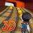 Subway Train Runner 3D logo