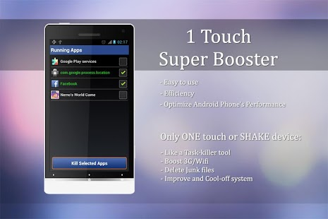 1 Touch - Super Booster - náhled