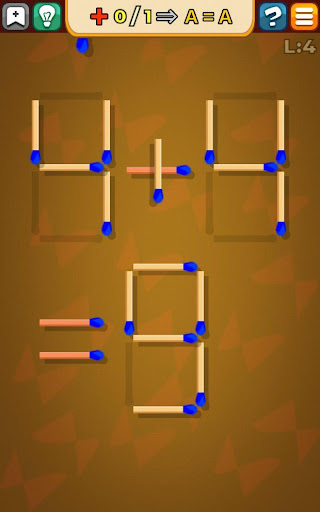 Matches Puzzle Game screenshot 19