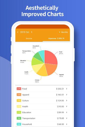 Money Manager Expense & Budget screenshot
