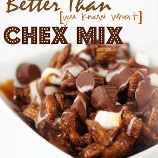 Better Than [you know what] Chex Mix