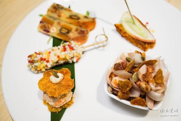 台北大稻埕聚餐-鯉魚the carp,全台唯一烏魚子創意料理餐廳,老菜新吃/下午茶聚餐/台北橋美食!