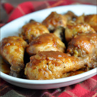Slow Cooker Hurry Chicken.