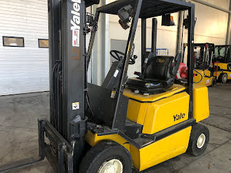 Picture of a YALE GLP20TF