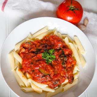 Vegan Pasta Sauce #Recipe